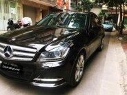 Bán Mercedes C200 đời 2012, màu đen, giá 738tr giá 738 triệu tại Hà Nội