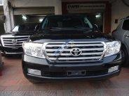 Bán Toyota Land Cruiser 2012, màu đen, xe nhập giá 2 tỷ 80 tr tại Hà Nội