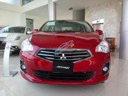Bán xe Attrage, số tự động, bản đủ, màu trắng bạc đỏ, hỗ trợ trả góp - LH: 0919120195 giá 500 triệu tại Bắc Ninh