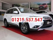 1 tỷ 100 triệu | Bán xe Mitsubishi Outlander 2.4 CVT Premium màu trắng, đời 2018, số tự động giá 1 tỷ 100 tr tại Đà Nẵng
