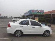 Cần bán Chevrolet Aveo LT 1.4 MT 2017, màu trắng giá 385 triệu tại Thái Nguyên