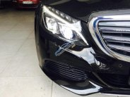 Cần bán xe Mercedes C250 năm 2016, màu đen đẹp như mới giá 1 tỷ 400 tr tại Tp.HCM