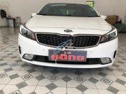 Bán xe Kia Cerato 1.6AT năm sản xuất 2017, màu trắng số tự động, giá chỉ 600 triệu giá 600 triệu tại Lâm Đồng