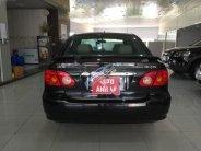 Bán Toyota Corolla Altis sản xuất năm 2003, màu đen số sàn giá 285 triệu tại Phú Thọ