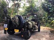 Cần bán lại xe Jeep A2 sản xuất năm 1975, màu xanh lam, nhập khẩu nguyên chiếc, giá tốt giá 300 triệu tại Đồng Nai