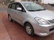 Cần bán xe Toyota Innova G 2010, màu bạc, giá chỉ 385 triệu giá 385 triệu tại Hà Nội