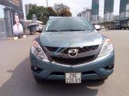 Bán xe Mazda BT 50 4x4 sản xuất 2014, màu xanh, xe nhập giá 480 triệu tại Hà Nội