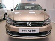 Cần bán Volkswagen Polo đời 2018, màu vàng, nhập khẩu, giá 699tr giá 699 triệu tại Tp.HCM