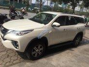 Bán Toyota Fortuner 2.7V 4x2 AT đời 2017, màu trắng, nhập khẩu   giá 1 tỷ 287 tr tại Hà Nội