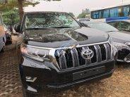 Bán Toyota Land Cruiser Prado VX 2.7L sản xuất 2017, màu đen, xe nhập giá 2 tỷ 686 tr tại Hà Nội