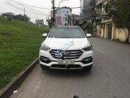 Bán xe Hyundai Santa Fe 2.2 CRDI 2016, màu trắng   giá 1 tỷ 90 tr tại Hà Nội