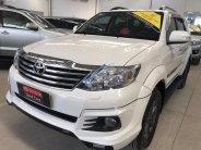 Bán xe Toyota Fortuner TRD 4x4 2016, màu trắng giá 1 tỷ 30 tr tại Tp.HCM