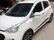 Chính chủ bán Hyundai Grand i10 1.2 AT đời 2017, màu trắng, xe nhập giá 455 triệu tại Hà Nội