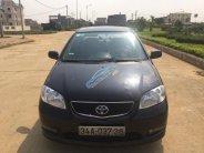 Bán xe Toyota Vios 1.5MT 2005, màu đen giá 162 triệu tại Ninh Bình