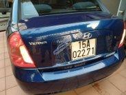 Bán Hyundai Verna đời 2012, màu xanh lam, nhập khẩu nguyên chiếc chính chủ, giá tốt giá 320 triệu tại Hải Phòng