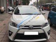 Cần bán Toyota Yaris 1.5G 2017, màu trắng giá 695 triệu tại Hà Nội