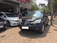 Bán Honda CR V 2.4 đời 2010, màu đen giá 630 triệu tại Hà Nội