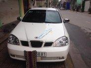 Cần bán gấp Daewoo Lacetti 2004, màu trắng, 138 triệu giá 138 triệu tại Thái Nguyên