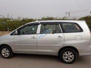 Chính chủ bán Toyota Innova 2.0 2009, màu bạc giá 340 triệu tại Hà Nội