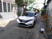 Bán Honda CR V 2.4AT sản xuất 2016, màu trắng giá 865 triệu tại Tp.HCM