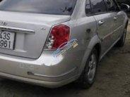 Chính chủ bán Daewoo Lacetti EX đời 2009, màu bạc giá 258 triệu tại Quảng Nam