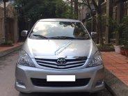 Gia đình cần bán Toyota Innova 2.0G năm sản xuất 2011, màu bạc giá 395 triệu tại Hà Nội