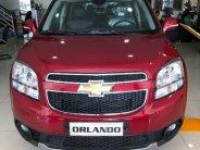 Bán ô tô Chevrolet Orlando 2018, màu đỏ, nhập khẩu giá 624 triệu tại Lâm Đồng