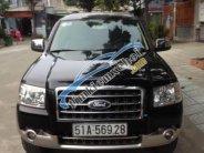 Bán gấp Ford Everest năm sản xuất 2007, màu đen giá 365 triệu tại Tp.HCM