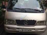 Bán ô tô Mercedes MB140 năm 2003, màu vàng cát giá 112 triệu tại Đà Nẵng