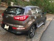 Bán Kia Sportage 2.0 AT đời 2013, màu nâu, xe nhập giá 645 triệu tại Lâm Đồng