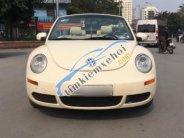 Bán gấp Volkswagen Beetle 2.5 AT đời 2009, màu kem (be), nhập khẩu giá 699 triệu tại Hà Nội