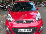 Bán Kia Picanto 1.25 MT sản xuất 2013, màu đỏ  giá 280 triệu tại Tp.HCM