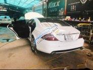 Bán xe Mercedes CLS500 sản xuất 2007, màu trắng, nhập khẩu giá 750 triệu tại Tp.HCM