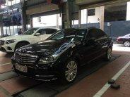 Bán xe Mercedes C250 2011, màu đen giá 696 triệu tại Hà Nội