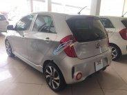 Cần bán lại xe Kia Morning Si MT 2016, màu bạc giá 328 triệu tại Phú Thọ