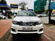 Bán Toyota Fortuner TRD Sportivo 4x2 AT năm 2016, màu trắng  giá 955 triệu tại Hà Nội
