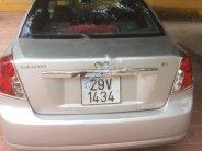 Cần bán Daewoo Lacetti đời 2004, màu bạc giá cạnh tranh giá 140 triệu tại Bắc Giang