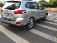 Bán gấp Hyundai Santa Fe 2.2L 4WD năm sản xuất 2007, màu bạc, nhập khẩu giá 465 triệu tại Hà Nội