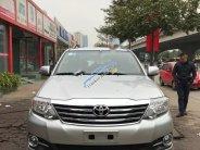 Cần bán xe Toyota Fortuner V sản xuất 2015, màu bạc giá 850 triệu tại Hà Nội