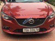 Cần bán gấp Mazda 6 2015, màu đỏ, giá chỉ 750 triệu giá 750 triệu tại Hải Phòng