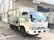Xe tải 2 tấn 4 Thaco Kia K165, chạy trong thành phố, xe trả góp, mui bạt, thùng kín, chính hãng giá tốt giá 334 triệu tại Tp.HCM