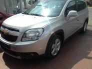Cần bán Chevrolet Orlando sản xuất 2018, màu bạc, KM hấp dẫn, có xe giao ngay giá 639 triệu tại Tp.HCM
