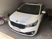 Bán xe Kia Sedona 3.3AT năm sản xuất 2016, màu trắng giá 1 tỷ 268 tr tại Tp.HCM