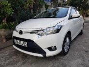 Cần bán lại xe Toyota Vios E 2017, màu trắng chính chủ giá 520 triệu tại Đà Nẵng