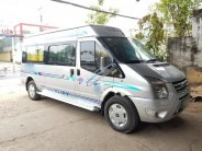 Bán xe Ford Transit Standard MID năm 2014, màu bạc   giá 535 triệu tại Lâm Đồng