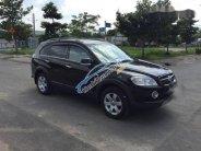 Bán ô tô Chevrolet Captiva năm sản xuất 2008, màu đen xe gia đình, giá cạnh tranh giá 355 triệu tại Tp.HCM