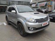 Cần bán xe Toyota Fortuner 2.5G 4x2MT năm 2016, màu bạc, giá tốt giá 900 triệu tại Hà Nội