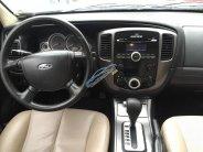 Cần bán Ford Escape đời 2011, màu đen còn mới, giá 450tr giá 450 triệu tại Hà Nội
