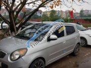 Bán ô tô Kia Morning đời 2008, màu bạc, nhập khẩu giá 199 triệu tại Hà Nội