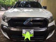 Cần bán xe Ford Ranger Wildtrak đời 2016, màu trắng, nhập khẩu giá 790 triệu tại Hà Nội